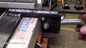 8 of 9 how to build a t square table saw fence woodwork