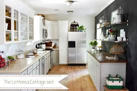 cottage kitchen furniture kitchen the lettered cottage
