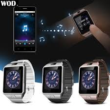 bluetooth smart watch dz09 smartwatch gsm sim card for android