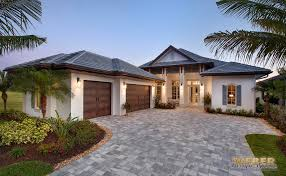 House Plans Coastal Caribbean Homes Designs Home Design Ideas