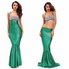 mermaid halloween costume for adults online get cheap mermaid costume for aliexpress com