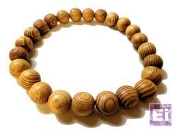 etsy beads necklace images Akuma prayer bead necklace natural etsy jpg