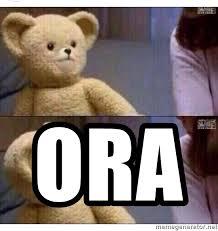 Snuggle Bear Meme - ora snuggle bear face meme generator