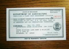 upper michigan land management and wildlife service