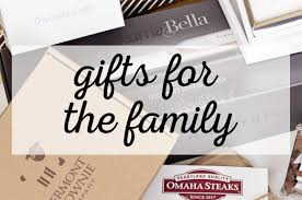gifts for the entire family hi lovely