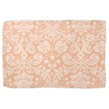 Apricot Color Apricot Kitchen Towels Zazzle