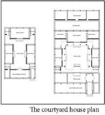 house plans with a courtyard house plans with walled courtyards homes zone