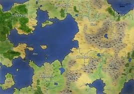 Biome World Map by I Made A Map Of My 5e Dnd World Worldbuilding