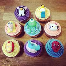Personalised Cupcakes Hey Little Cupcake Cupcakery U0026 Tea Room In Manchester City Centre