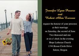 Free Wedding Invitations Online Unique Custom Photo Western Wedding Invitations With Free Response