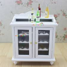 Dollhouse Kitchen Furniture by Online Get Cheap Miniature Kitchen Cabinets Aliexpress Com