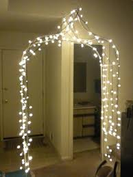 wedding arches with lights diy arch in progress weddingbee photo gallery