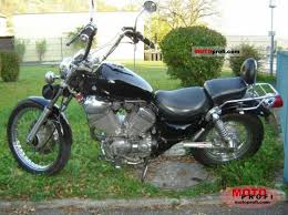 1989 Yamaha Xv 250 Virago Reduced Effect Moto Zombdrive Com