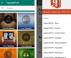 layout manager tutorialspoint tutorials point online courses apk download latest version 4 9 com
