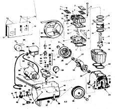sears craftsman 106 153680 air compressor parts