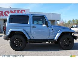 sahara jeep 2 door 2012 jeep wrangler sahara arctic edition 4x4 in winter chill pearl