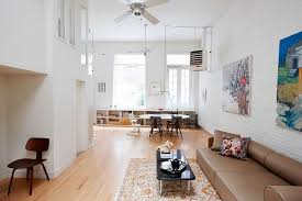 Tribeca Loft Classic Tribeca Loft Infused With Chic Nyc Flair By Søren Studio