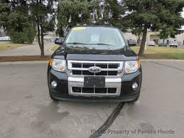 wrench light on ford escape 2012 used ford escape fwd 4dr limited at penske honda serving