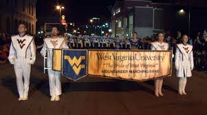 how to be in the macy thanksgiving day parade wvu band heads to macy u0027s day parade wvu football wvu basketball