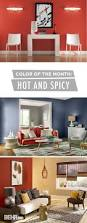 and spicy is behr u0027s color of the month for a good reason this