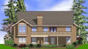 mascord house plan the dawson image for dawson single story daylight basement plan