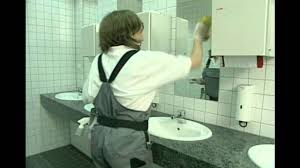 Commercial Bathroom Supplies Restroom Cleaning Video How To Clean A Commercial Restroom Youtube