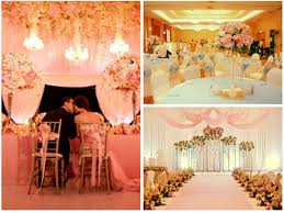 Wedding Hall Decorations Decorate A Wedding Hall With Flowers Tips Boldsky Com