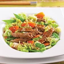 recette de cuisine asiatique sauté de boeuf à l asiatique recettes cuisine et nutrition