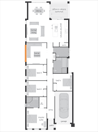 Cabana House Plans by 5m Wide House Plans House Design Plans