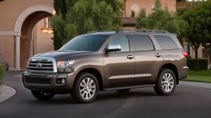 toyota sequoia used 2017 toyota sequoia suv pricing for sale edmunds
