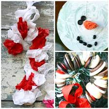 Preschool Holiday Crafts - 26 more easy christmas ornaments for kids happy hooligans