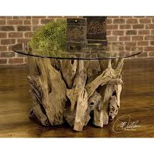 coffee tables astonishing driftwood coffee table glass top best