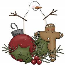 free christmas clipart primitive country clipart collection