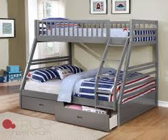 Fraser Bunk Bed Twin Over Double Liquidation Furniture  More - Wood bunk beds canada