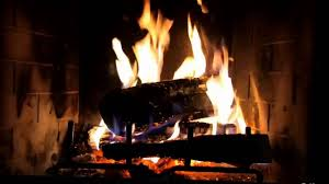 classic yule log fireplace with crackling fire sounds hd youtube