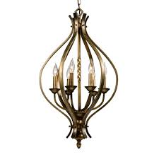 Carriage Lights Lowes by Galaxy Lighting 810435sp Riorden 6 Light Chandelier Lowe U0027s