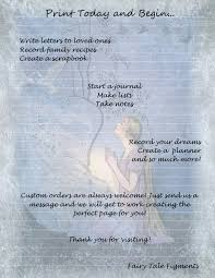 fairy writing paper cinderella fairy tale stationery brothers grimm fairy tale this is a digital file
