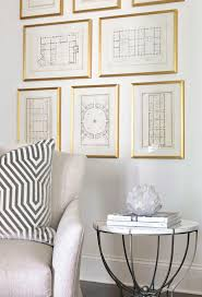Home Interiors And Gifts Framed Art Best 25 Gold Frame Wall Ideas On Pinterest Gold Picture Frames