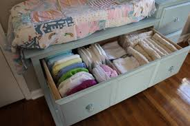 Changing Table Organization 100 Days Of Pregnancy Day 96 Changing Table And Cloth