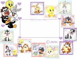 looney tunes baby shower baby looney tunes wallpaper