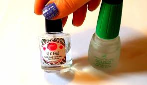 best base coat and top coat product review youtube