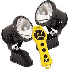 nightray 2 wireless spotlight system remote vehicle
