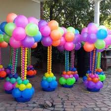 19 best examples of balloon decorations barbie party barbie