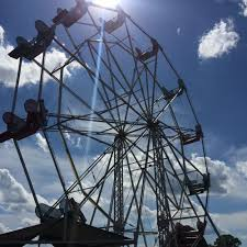 lots of fun on the antique ferris wheel yelp