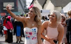 up skirt aintree day photographs of to stop