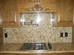kitchen granite backsplash luxurious granite kitchen backsplash marti style