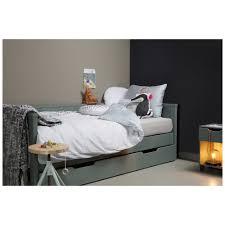 canape lit pour enfant cadre de lit banquette pour enfant en pin massif drawer