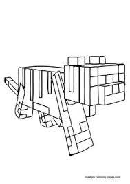 printable roblox minecraft enderman coloring