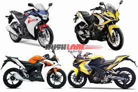 cbr bike all models pulsar rs 200 vs honda cbr 150r specs comparison