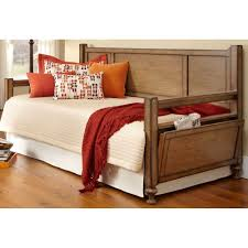 White Wood Daybed With Trundle Bedroom Daybed Trundle Wood Daybed Dark Wood Trundle Bed